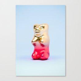Haribo Goldbär Canvas Print