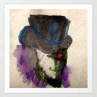 The Ripper Art Print