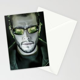 WELCOME TO REALITY Stationery Cards
