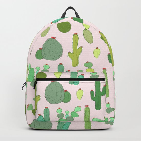 NEW Cactus!! Backpack