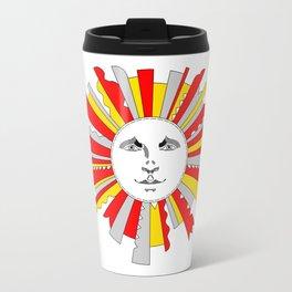 Space Sun Travel Mug