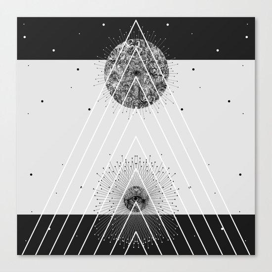 x x x x Canvas Print