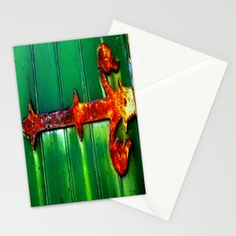 Rustic Hinge Stationery Cards