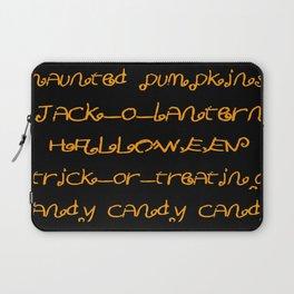 Halloween II Laptop Sleeve