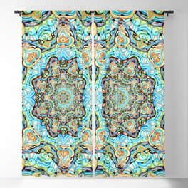 Mandala Tapestry Blackout Curtain