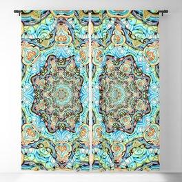 Mandala Tapestry Blackout Curtain