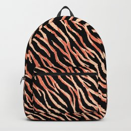 Tiger skin/fur texture Backpack