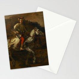 The Polish Rider Stationery Cards