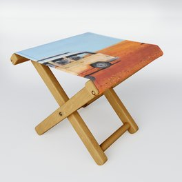 Going to the Beach Folding Stool