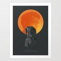 Children Of Men Art Print