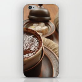 turkish coffee iPhone Skin