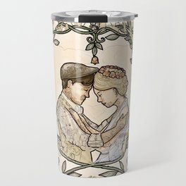 "Illustration from the video of the song by Wilder Adkins, ""When I'm Married"" Travel Mug"