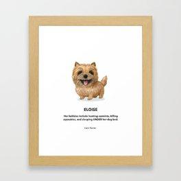 Eloise Framed Art Print