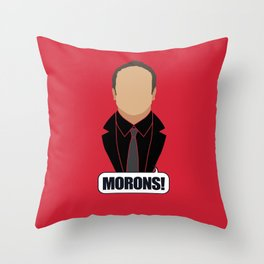 4 Crowley Throw Pillow