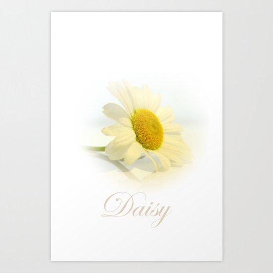 Daisy iphone case Art Print