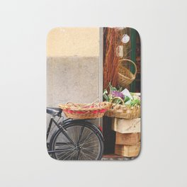 Italian Shop Front Bath Mat