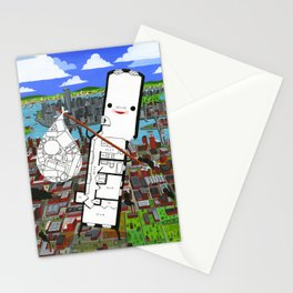 """""""Open Concept""""  Stationery Cards"""