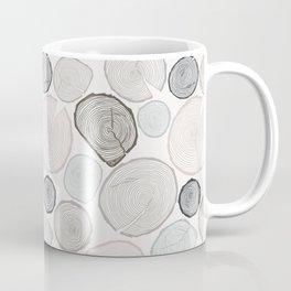 Tree Rings Coffee Mug