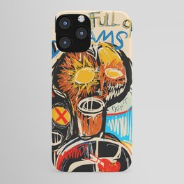 Head full of dreams iPhone Case