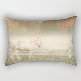 A Horse With No Name Rectangular Pillow