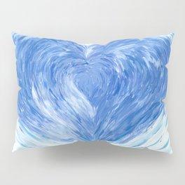 Cold heart Pillow Sham