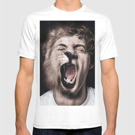 Animorph-Lion T-shirt