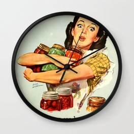 Of course You can Wall Clock