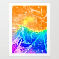 Aurora 3 - Sunrise Art Print