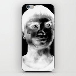 Johnny Doe (Identity Series) iPhone Skin