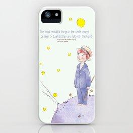 Little Prince Jinki iPhone Case