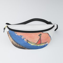 Sea-risk Fanny Pack