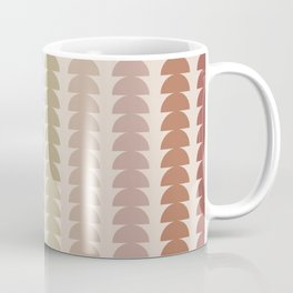 Maude Pattern- Vintage Multicolor Coffee Mug