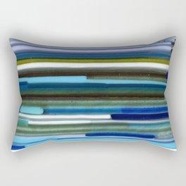 Illuminated Landscape Rectangular Pillow