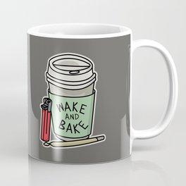 Wake & Bake Coffee Mug