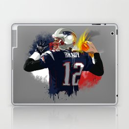 Tom Brady Laptop & iPad Skin