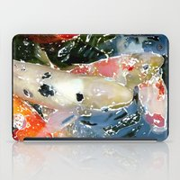 koi iPad Cases featuring Koi by Regan's World