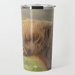 'Hamish' The Highland Cow Travel Mug
