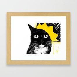 NOTORIOUS P.T.C Framed Art Print