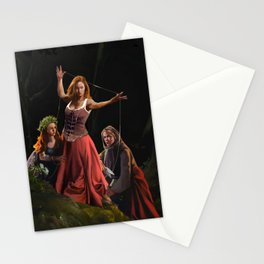 Moirae Stationery Cards
