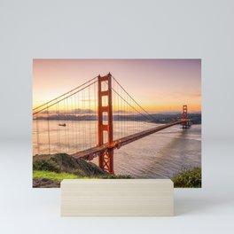 San Francisco 03 - USA Mini Art Print