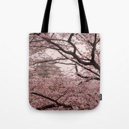 Pink Himeji Dream Tote Bag