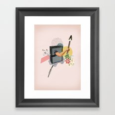 UNTITLED #2 Framed Art Print