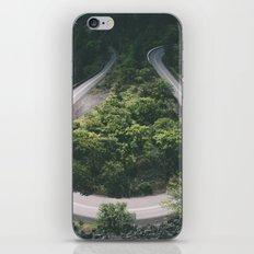 Rowena Crest II iPhone & iPod Skin