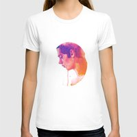 dylan T-shirts featuring Dylan O'Brien by vulpae