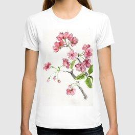 La Fleur de Malus T-shirt