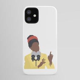 Amanda Gorman iPhone Case