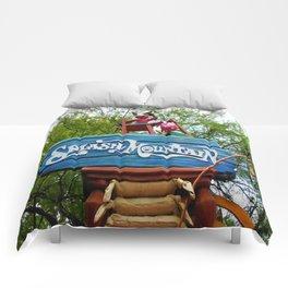 Splash Mountain Comforters