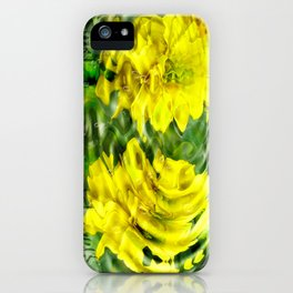 """Earth Laughs in Flowers"" by Artist McKenzie http://www.McKenzieArtStudio.com iPhone Case"