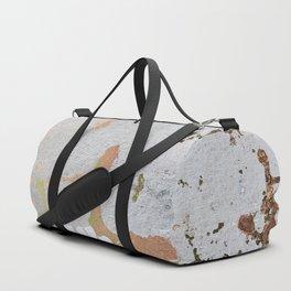 Copper & Gold Leaf Duffle Bag