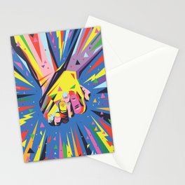 Band Together - Pride Stationery Cards